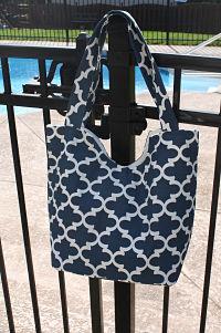Patricia Beach Bag